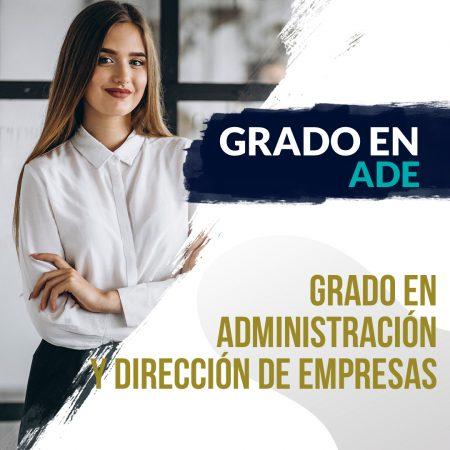 Grado en Administración y Dirección de Empresas