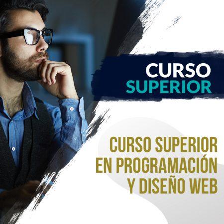 Curso Superior en Programación y Diseño Web