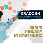 Grado en Publicidad y Relaciones Públicas