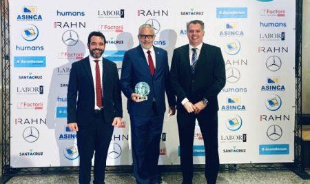 La ESM ha sido premiada por Tribuna de Canarias al Mejor Proyecto Educativo